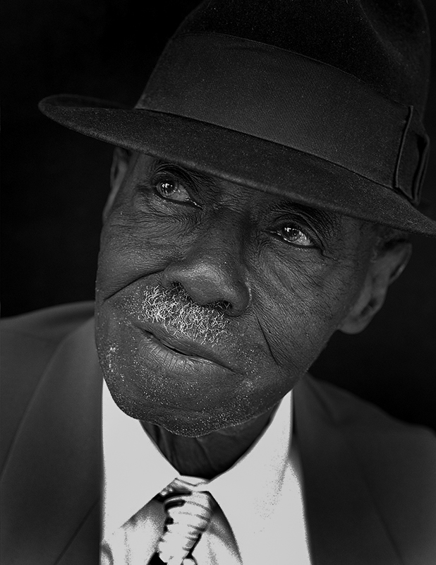 Portrait Pinetop Perkins